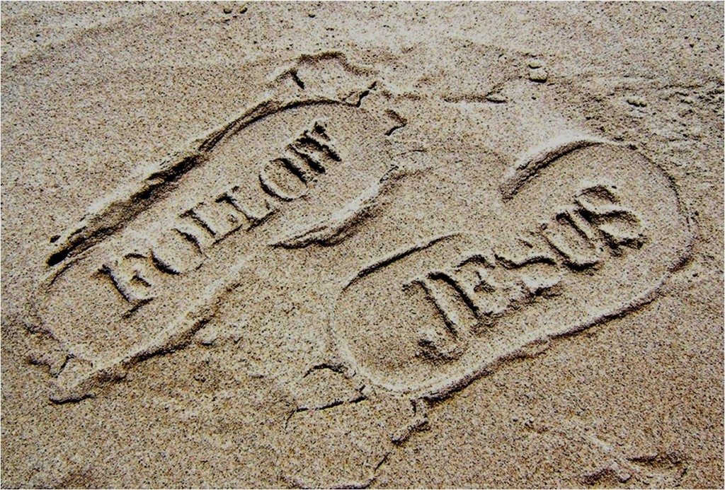 Footprints Of Jesus Christ wallpapers HD
