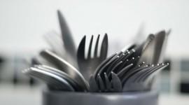 Forks For Food Wallpaper For Desktop