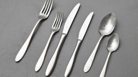 Forks For Food Wallpaper Free
