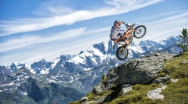 Freeride Desktop Wallpaper For PC