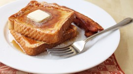 French Toast High Quality Wallpaper