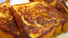 French Toast Wallpaper Background