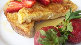 French Toast Wallpaper Download Free