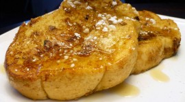 French Toast Wallpaper Full HD
