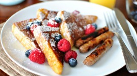 French Toast Wallpaper HD