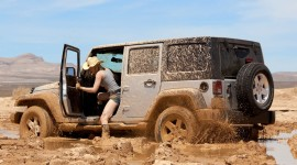 Girls Driving Jeeps Wallpaper Gallery