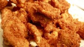 Homemade Chicken Nuggets Desktop Wallpaper Free