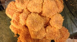 Homemade Chicken Nuggets Wallpaper Free