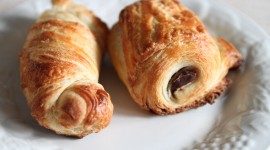 Homemade Croissants High Quality Wallpaper