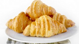 Homemade Croissants Wallpaper For Desktop