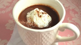 Hot Chocolate Desktop Wallpaper