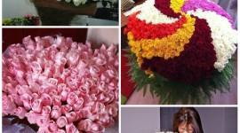 Huge Bouquets Wallpaper For Android#1