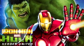 Iron Man & Hulk Heroes United Best Wallpaper