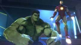 Iron Man & Hulk Heroes United Photo#2