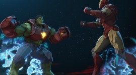 Iron Man & Hulk Heroes United Picture