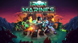 Iron Marines Wallpaper HQ