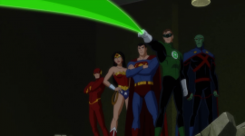 Justice League Doom Desktop Wallpaper