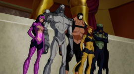 Justice League Doom Wallpaper