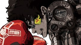 Megalo Box Wallpaper HQ