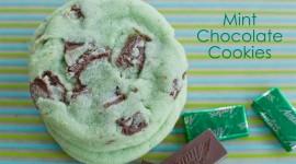 Mint Biscuits Wallpaper Download