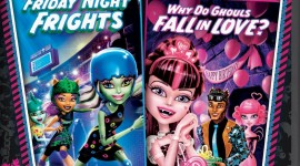 Monster High Friday Night Frights For Android