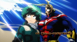 My Hero Academia 3 Image Photo
