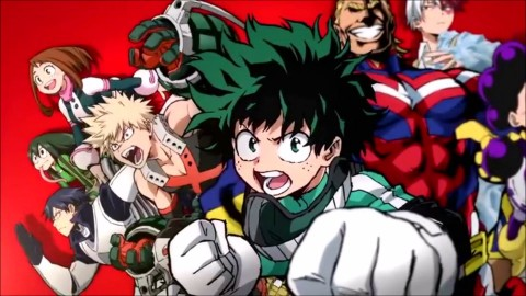 My Hero Academia 3 wallpapers high quality