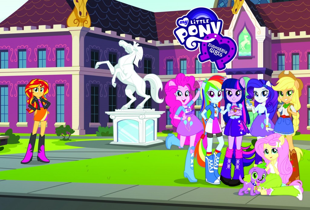 My Little Pony Equestria Girls wallpapers HD