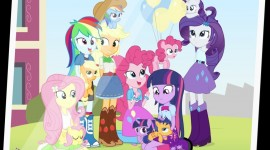 My Little Pony Equestria Girls Image#2