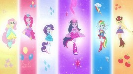 My Little Pony Equestria Girls Photo