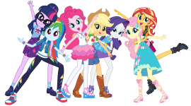 My Little Pony Equestria Girls Photo Free