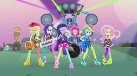 My Little Pony Equestria Girls Wallpaper 1080p