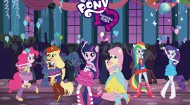 My Little Pony Equestria Girls Wallpaper For PC