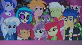 My Little Pony Equestria Girls Wallpaper Free