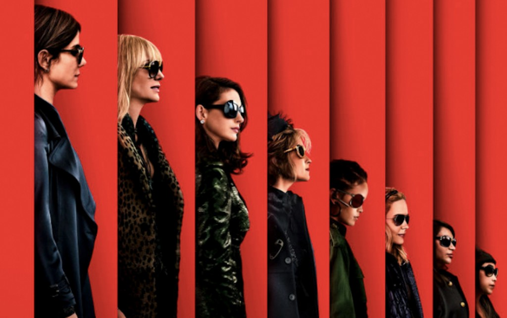 Ocean's Eight wallpapers HD