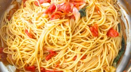 One Pan Pasta Wallpaper For IPhone Free