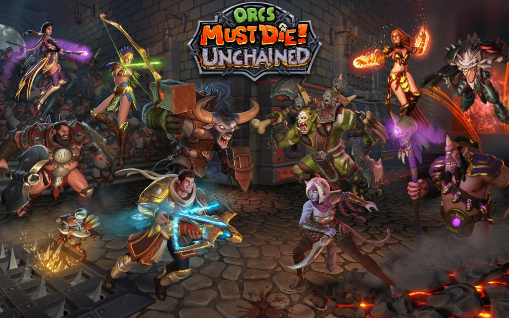 Orcs Must Die Unchained wallpapers HD