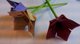 Origami Desktop Wallpaper For PC
