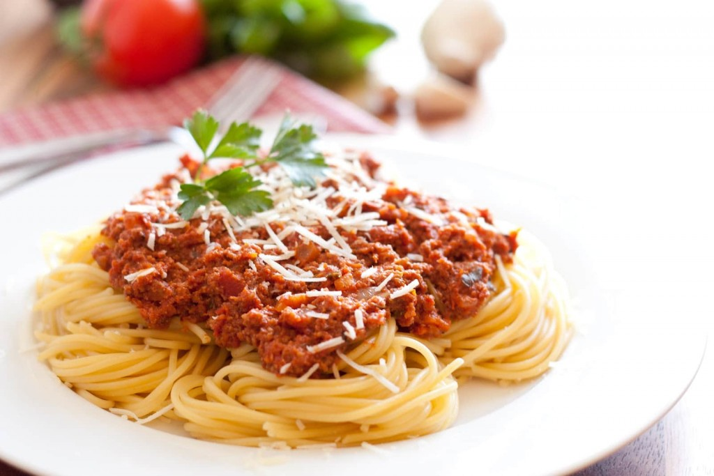 Pasta With Meat wallpapers HD