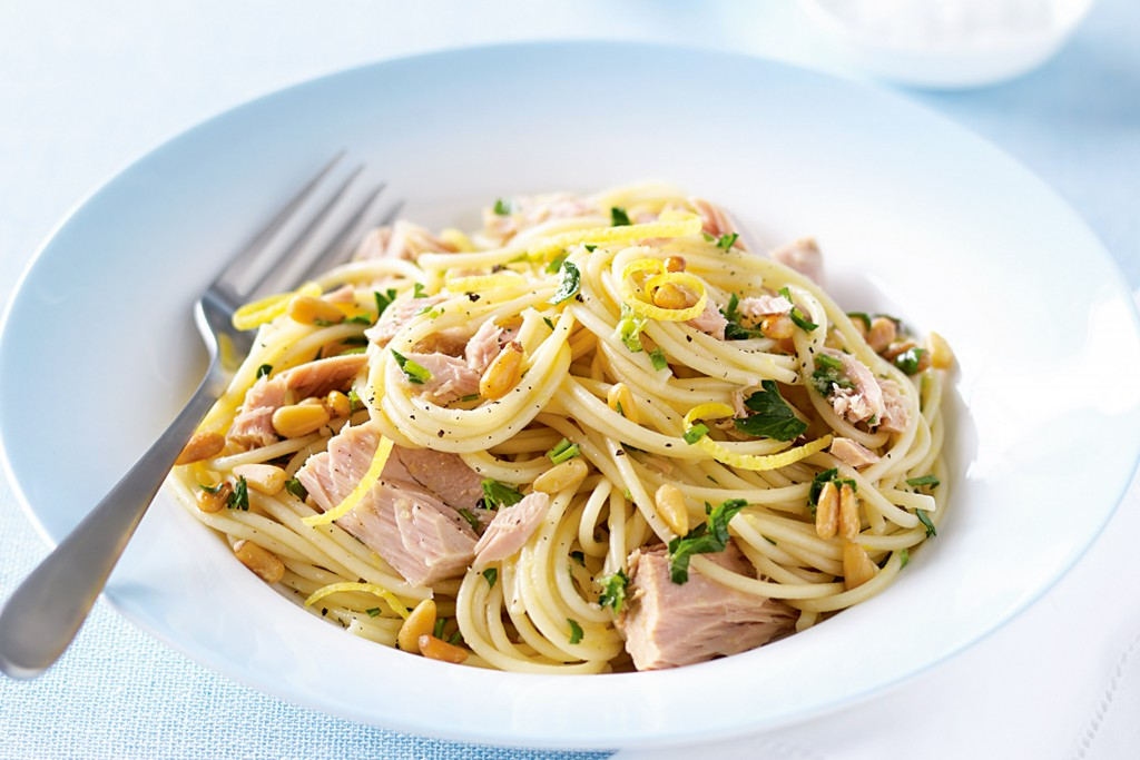 Pasta With Tuna wallpapers HD
