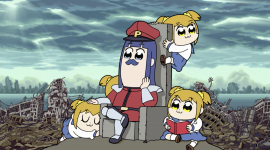 Pop Team Epic Best Wallpaper