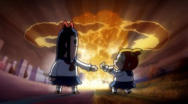 Pop Team Epic Desktop Wallpaper HD