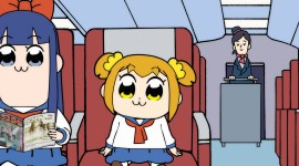 Pop Team Epic Wallpaper 1080p