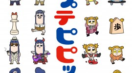 Pop Team Epic Wallpaper For IPhone