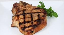 Pork Chop Wallpaper