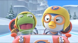 Pororo The Racing Adventure Wallpaper Free