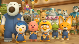 Pororo The Racing Adventure Wallpaper Full HD