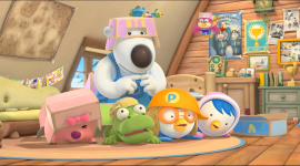 Pororo The Racing Adventure Wallpaper Gallery