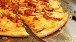 Potato Pizza Wallpaper Download Free