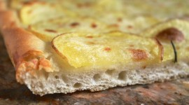 Potato Pizza Wallpaper High Definition